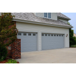 C.H.I. Overhead Doors - Raised Panel 2283 Garage Doors