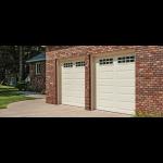 C.H.I. Overhead Doors - Raised Panel 4206 Garage Doors