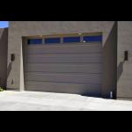 C.H.I. Overhead Doors - Recessed Panel 2294 Flush Garage Doors