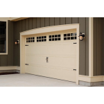 C.H.I. Overhead Doors - Stamped Carriage House 5251 Garage Doors