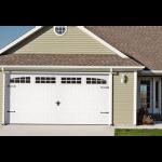 C.H.I. Overhead Doors - Stamped Carriage House 5951 Garage Doors