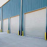 C.H.I. Overhead Doors - Rolling Steel Service Doors – Industrial Duty, Insulated Models