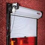 C.H.I. Overhead Doors - Rolling Steel Service Doors – Industrial Duty, Non-Insulated Models
