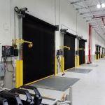 C.H.I. Overhead Doors - MaxDock™ High Performance Rubber Doors