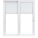 Pella Corporation - Pella® 350 Series Vinyl Sliding Patio Doors