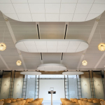 Armstrong World Industries, Inc. - FORMATIONS Acoustical & Accent Clouds: L0810TLDAV6 - Metal Ceiling