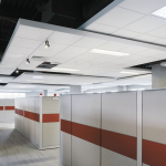 Armstrong World Industries, Inc. - FORMATIONS with DC FLEXZONE Suspension System: DC0808TSLAV6 - Metal Ceiling
