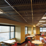 Armstrong World Industries, Inc. - METALWORKS Mesh - Welded Wire: 6132AM - Metal Ceiling