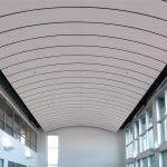 Armstrong World Industries, Inc. - SERPENTINA Vault: SVT815UPA - Metal Ceiling