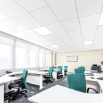 Armstrong World Industries, Inc. - LYRA Plant Based (PB): 8361PB - Acoustical Ceiling