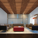 Armstrong World Industries, Inc. - WOODWORKS Grille Tegular: 663008 - Wood Ceiling