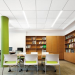 Armstrong World Industries, Inc. - Acoustical On-Center Linear Lighting