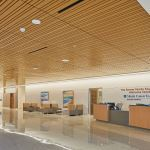 Armstrong World Industries, Inc. - WOODWORKS Linear Solid Wood Panels: 8118W1