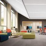 Armstrong World Industries, Inc. - Drywall and ACOUSTIBUILT Linear Lighting: DGSLLTKCON
