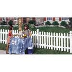 CertainTeed Bufftech - Cape Cod Picket Fence