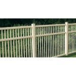 CertainTeed Bufftech - Victorian Picket Fence
