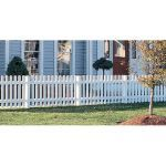 CertainTeed Bufftech - Yorkshire Picket Fence