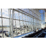 """EFCO - 2 1/4"""" Curtain Wall - NFRC CMA Approved - System 5600"""