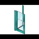 "EFCO - 2"" ThermaStile™ Aluminum Swing Entrance Doors - Series D202, D302, D502 (TS)"