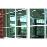 "EFCO - 1 3/4"" x 4 1/2"" Storefront Framing - Series 401 (NT)"