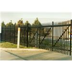 Elite Fence Products, Inc. - ZipTrack Cantilever Gates