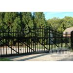 Elite Fence Products, Inc. - ZipTrack™ Ornamental Gates