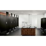 Scranton Products, Inc. - Hiny Hider Restroom Partitions