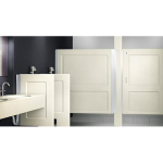 Scranton Products, Inc. - Resistall Impact Resistant Restroom Partitions