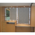 The Cookson Company - Visionglide Side Folding Grilles