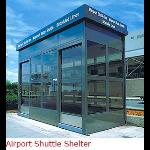 B.I.G. Enterprises, Inc - Airport Shuttle Shelter 2