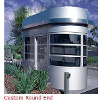 B.I.G. Enterprises, Inc - Custom Round End