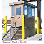 B.I.G. Enterprises, Inc - Elevated Clerk's Booth
