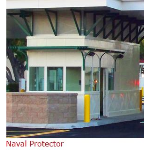 B.I.G. Enterprises, Inc - Naval Protector - Custom ACP Guard Booth