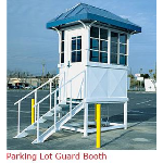 B.I.G. Enterprises, Inc - Parking Lot Guard Booth