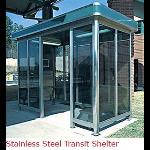 B.I.G. Enterprises, Inc - Stainless Steel Transit Shelter