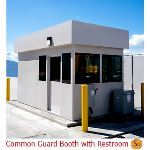 B.I.G. Enterprises, Inc - Common Guard Booth with Restroom