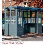 B.I.G. Enterprises, Inc - Glass Block Shelter