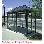 B.I.G. Enterprises, Inc - Architectural Transit Shelter