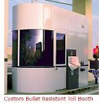 B.I.G. Enterprises, Inc - Custom Bullet Resistant Toll Booth