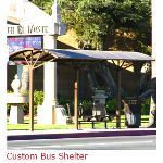 B.I.G. Enterprises, Inc - Custom Bus Shelter