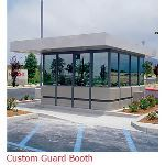 B.I.G. Enterprises, Inc - Custom Guard Booth 2