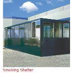 B.I.G. Enterprises, Inc - Smoking Shelter