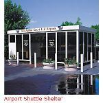 B.I.G. Enterprises, Inc - Airport Shuttle Shelter 1