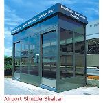 B.I.G. Enterprises, Inc - Airport Shuttle Shelter 2