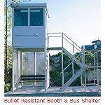 B.I.G. Enterprises, Inc - Bullet Resistant Guard Booth & Bus Shelter