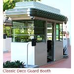 B.I.G. Enterprises, Inc - Classic Deco Guard Booth