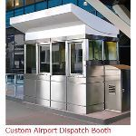 B.I.G. Enterprises, Inc - Custom Airport Dispatch Booth