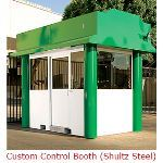 B.I.G. Enterprises, Inc - Custom Control Booth (Shultz Steel)