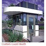 B.I.G. Enterprises, Inc - Custom Guard Booth 1
