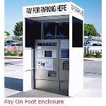 B.I.G. Enterprises, Inc - Pay On Foot Enclosure